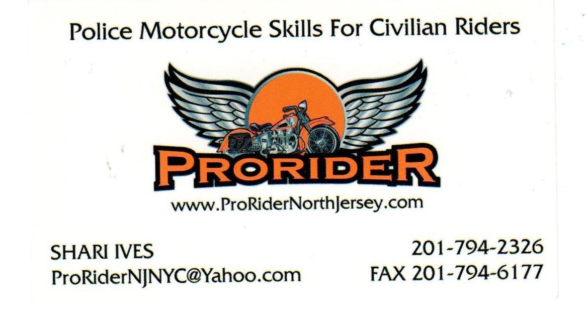 ProRider North Jersey