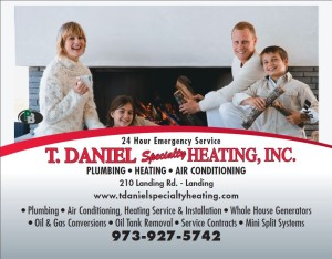 T. Daniel Specialty Heating, Inc. 1