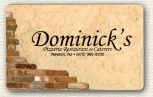 Dominicks Pizza