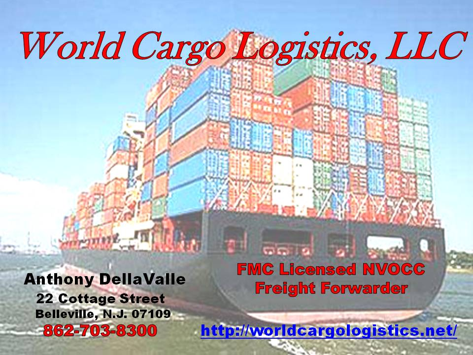 World Cargo Logistics LLC