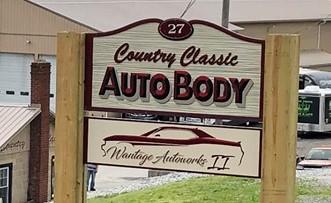 Country Classic Auto Body